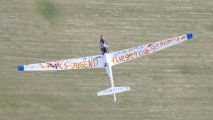 ...die Jugendgruppe des Fliegerclubs Strausberg noch einmal künstlerisch betätigt. Max Lemke schickte uns diese Kunstwerke.