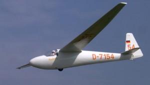 Die Aufnahmen hat ein Ka 6-Pilot aus Paterzell auf dem Flugplatz Gammelsdorf gemacht.