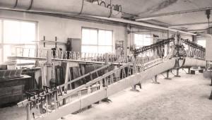 Rohbauhalle