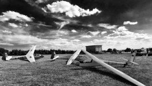 Fliegerlager in Waren Vielist an der Müritz. Foto: Marc Scholz