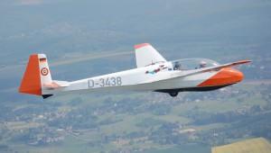Bob Verhegghen aus Belgien machte 1976 seinen ersten Soloflug auf einer ASK 13. Seit 2004 ist er stolzer Besitzer einer eigenen ASK 13, Baujahr 1976, Werk-Nr. 13556.
