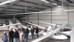 Maik Kühlenborg machte diese Bilder beim Bezirksvergleichsfliegen 2011 in Soest.