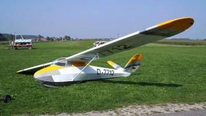 Die wunderschöne Ka3 D-7712 (1954 auf der Schwäbischen Alb gebaut) von Ralf-Henning Glomb nach der Grundüberholung durch Thomas Hanusch in 2003.