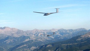 AS gliders :) over France southern Alps, take-off airport GAP Tallard. Best regards Karel Vladar