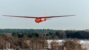Die Ka6 PH-342 aus dem Jahre 1965 wird immer noch von Adri Brevet, Pieter Kruit, Jacob de Meijere und Raymond Teunissen geflogen