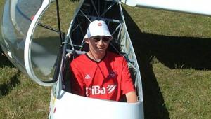 Tobias Wiesen in der wunderschönen Ka 7 des FSV Bad Windsheim