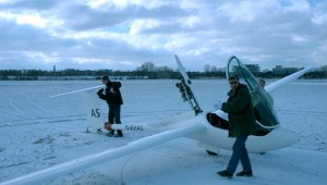 Vorbereitungen zum ersten Start mit der ASW 24 E von Alexander Schulz und Martin Schreiber nach der Winterpause mit einigen Umbauarbeiten in Hamm-Lippewiesen...