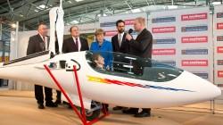 Ulrich Kremer stellt Alexander Schleicher Segelflugzeugbau vor