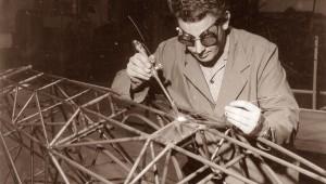 Welding a fuselage steel structure