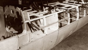 Fuselage production
