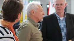 Ulrich Kremer mit Mike Greenwald aus den USA