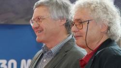 Martin Heide und Lutz-Werner Jumtow