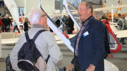 Among other duties, Ruedi Barth dealt with the Swiss customers