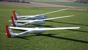 Manfred Schadl - ASW 15 B-Flotte