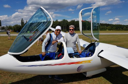 World Champions 20m two-seater: Sebastian Kawa and Christoph Matkowski