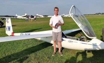 World champion Club class: Rasmus Ørskov