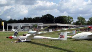"ASW 22 pilot  Lionel Moreau writes: ""Thank you Mister Gerhard Waibel."""