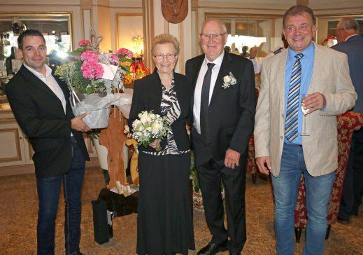 Martin Wehner, Hedwig und Edgar Kremer und Armin Bott